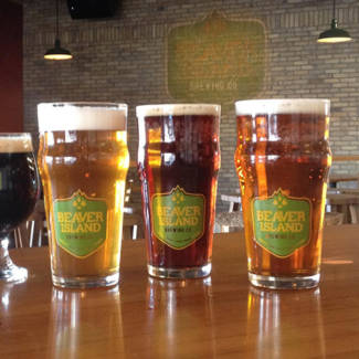 Beaver Island Beer