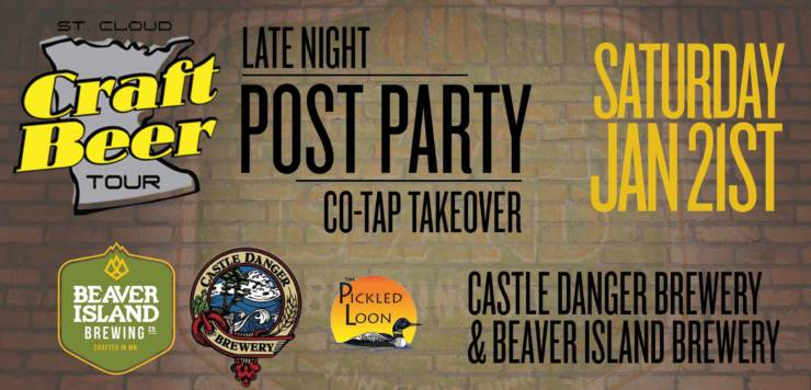 Craft Beer Tour: Late Night Post-Party