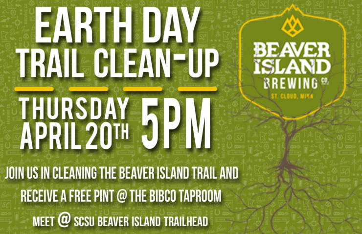 Earth Day Trail Clean-up