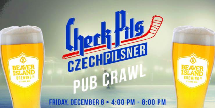Check Pils Pub Crawl