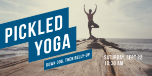 Pickled Yoga - September 22 @ Beaver Island Taproom | St. Cloud | Minnesota | United States