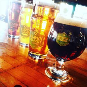 Beaver Island Brewing Minnesota Beers