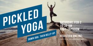 Pickled Yoga - February 2 @ Beaver Island Taproom | St. Cloud | Minnesota | United States