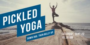 Pickled Yoga - September 22 @ Beaver Island Taproom   St. Cloud   Minnesota   United States