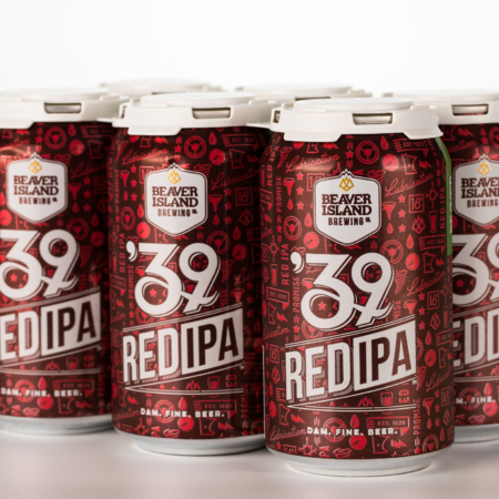 Beaver Island Brewing 39 Red 6-pack