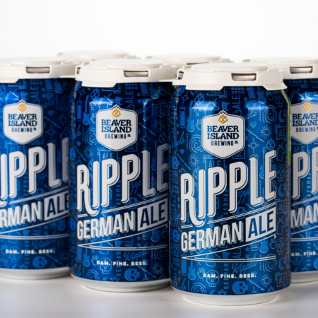 Beaver Island Brewing Ripple 6-pack