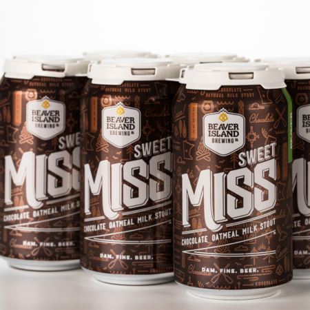 Beaver Island Brewing Sweet Miss 6-pack