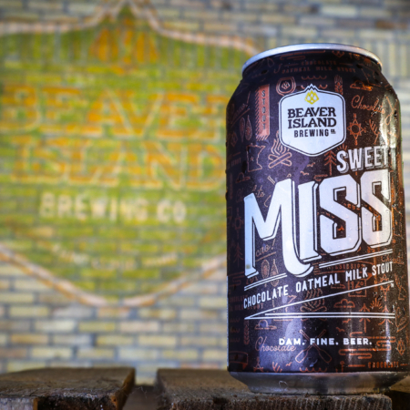 Beaver Island Brewing Sweet Miss taproom