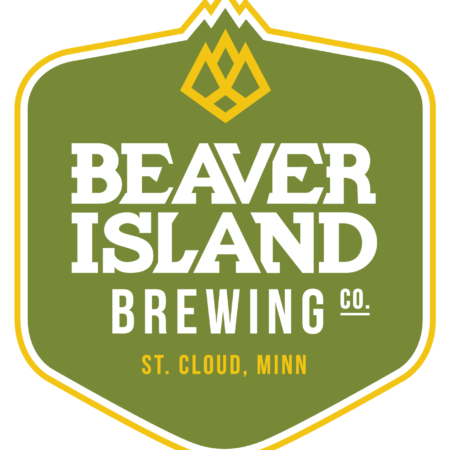 Beaver Island Brewing badge color logo