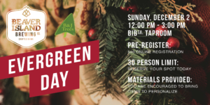 Evergreen Day @ Beaver Island Taproom | St. Cloud | Minnesota | United States