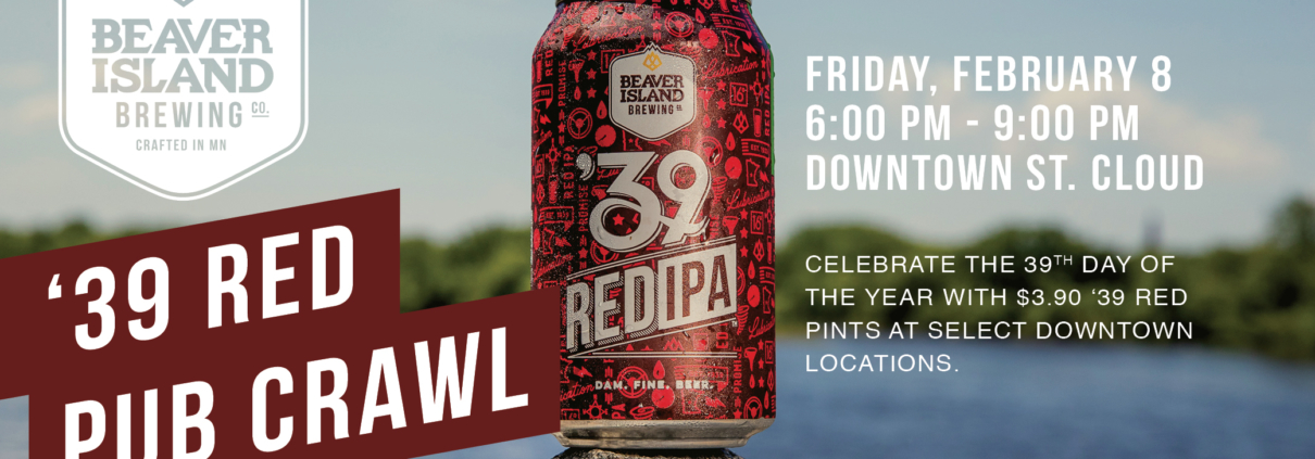 '39 Red Pub Crawl