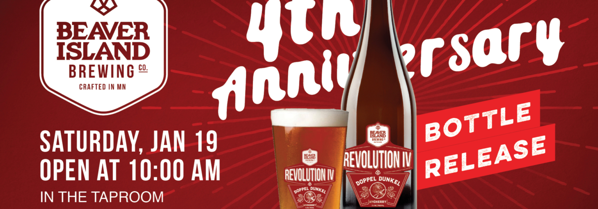 Revolution IV Bottle Release