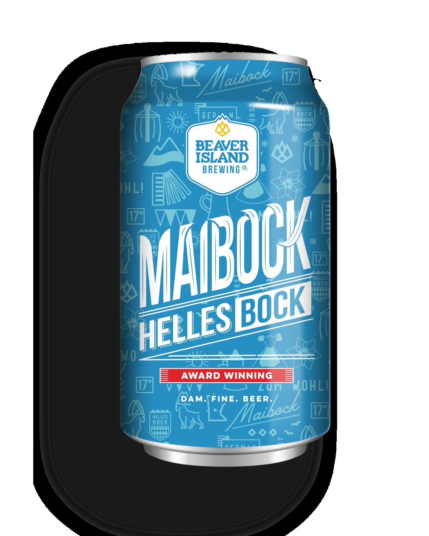 Beaver Island Brewing Maibock Helles Bock