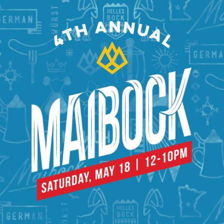 Maibock Festival GA ticket