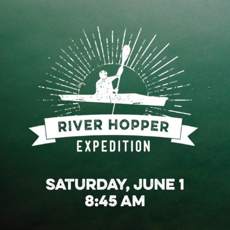 River Hopper Expedition 8:45