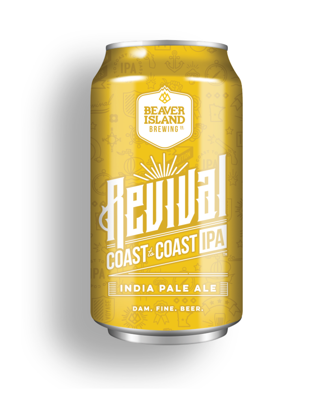 Beaver Island Brewing Revival Coast to Coast IPA