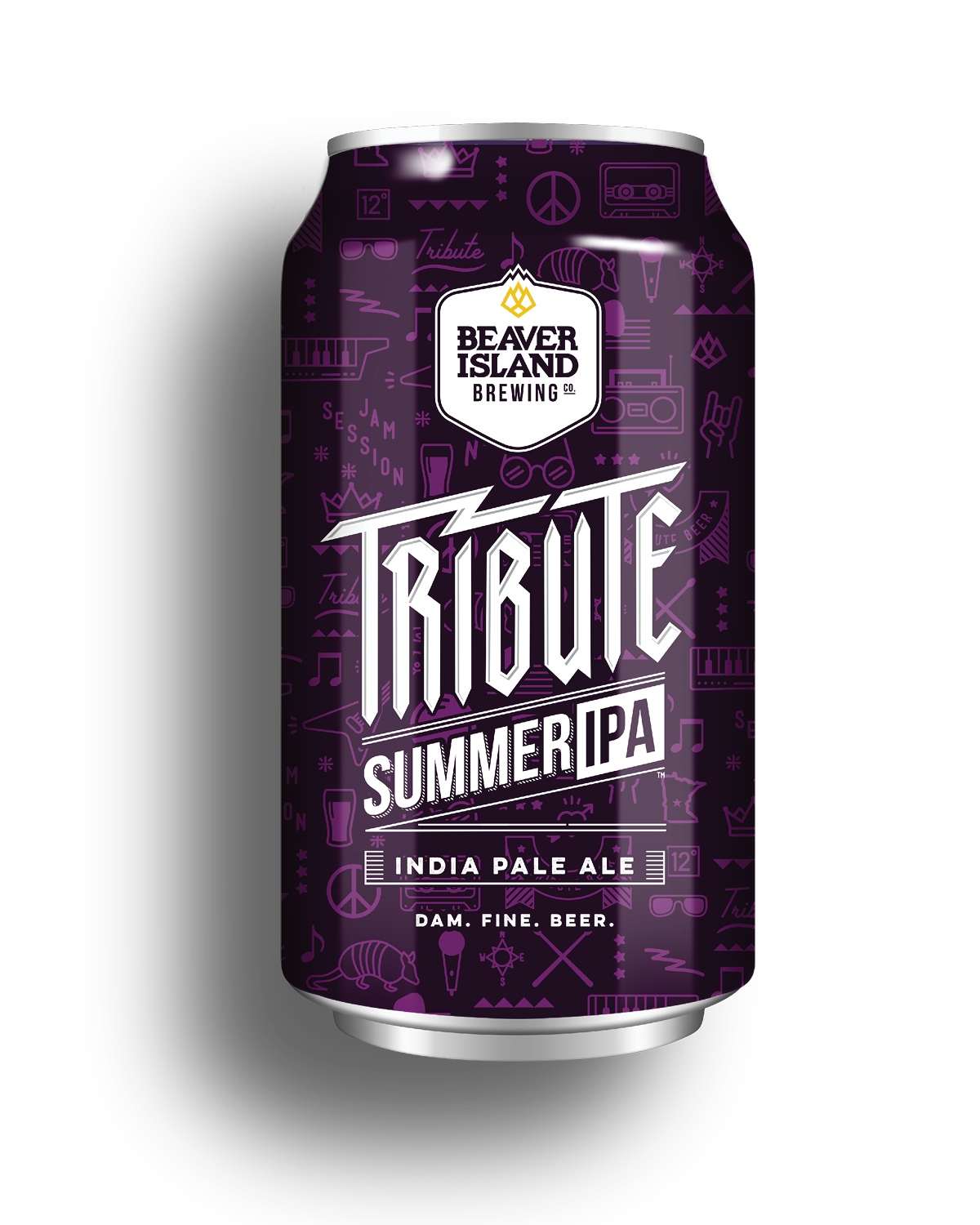 Beaver Island Brewing Tribute Summer IPA