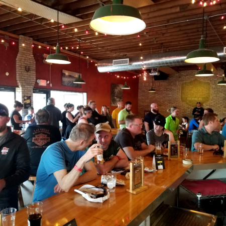 Beaver Island Brewing Taproom