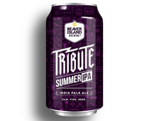 Beaver Island Brewing Tribute Summer IPA small
